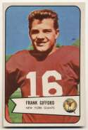 1954 Bowman 55 Frank Gifford Ex-Mt
