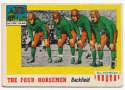 1955 All American 68 Four Horsemen RC VG+