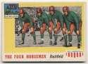 1955 All American 68 Four Horsemen RC VG-Ex/Ex