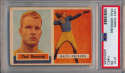 1957 Topps 151 Paul Hornung RC PSA 1 mc
