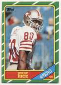 1986 Topps 161 Rice RC Nm-Mt