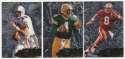 1996 Fleer Precious Metals  Complete Set (150 cards) Nm-Mt