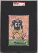 1989 Goal Line 55 Nitschke, Ray 9.5 (SGC Authentic)