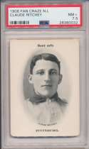 1905 Fan Craze  Ritchey PSA 7.5