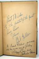 Book  Feller, Bob 1947 Strikeout Story (inscribed to Dizzy Dean!) 9