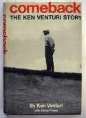 Book  Venturi, Ken Vintage Signed 1966 Book 9.5