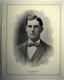 1898 National Copper Plate 23 J.M. Goar Ex-Mt*