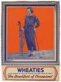 1935 Wheaties  Fairfield Ex