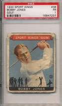 1933 Sport King 38 B Jones PSA 1