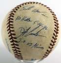 1996   Dwight Gooden No Hitter Signed Game Ball 9