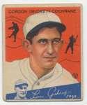 1934 Goudey 2 Cochrane Good