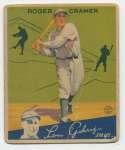 1934 Goudey 25 Cramer Fair-Good