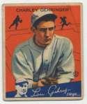 1934 Goudey 23 Gehringer Good