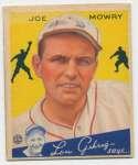 1934 Goudey 59 Mowry VG-Ex