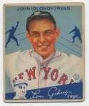 1934 Goudey 32 Ryan Good