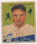 1934 Goudey 67 Weiland Good