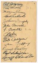 GPC  1939 Yankees (13 w/Joe Gordon) 9