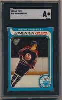 1979 Topps 18 Wayne Gretzky RC SGC Authentic