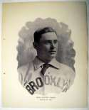 1898 National Copper Plate 24 Mike Griffin Ex-Mt*