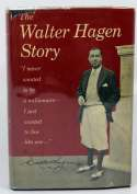 Book  Hagen, Walter Signed Book 9.5