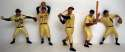 1960 Hartland Statue  Collection of 5 Different Hartland Statues Ex-Mt