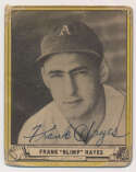 1940 Play Ball 24 Frank Hayes 9