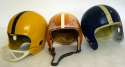 1950    Collection of 3 Helmets Ex
