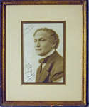 Photo  Houdini, Harry (superb) 9.5 JSA LOA (FULL)