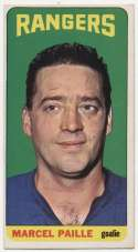 1964 Topps 92 Paille SP Ex