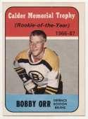 1967 Topps 118 Bobby Orr Calder Ex