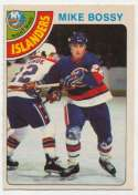 1978 OPC 115 Mike Bossy RC Ex-Mt+