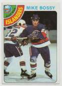 1978 Topps 115 Mike Bossy RC NM