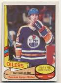 1980 OPC 87 Wayne Gretzky AS2 Ex+