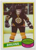 1980 Topps 140 Ray Bourque RC NM