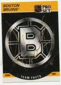 1990 Pro Set 566 Ray Bourque 9