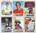 1978   Collection of 18 1970s/1980s Cards w/some stars 8