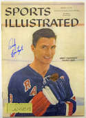 Bathgate, Andy Signed 1959 Sports Illustrated 9.5