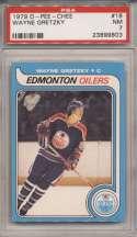 1979 OPC 18 Gretzky RC PSA 7 (high-end)
