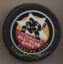 Auto Puck  Orr, Bobby Signed 1996 AS Game Puck 8