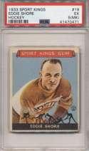 1933 Sport King 19 E Shore PSA 5 mk