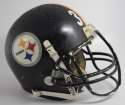 1980   Thornton, Sidney Game Used Pittsburgh Steelers Helmet