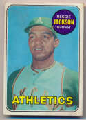 1969 Topps 260 R Jackson RC Good
