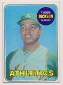 1969 Topps 260 R Jackson RC VG-Ex
