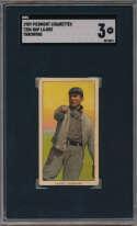 1909 T206 263 Lajoie (throwing) SGC 3