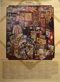 Large Print  Mantle, Mickey Signed Poster 9