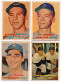 1957 Topps  Complete Set VG-Ex