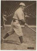 1909 Boston Sunday Herald  Harry Gessler VG