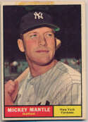 1961 Topps 300 Mantle Poor (tape)