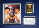 Cachet  Mantle and Maris (matted) 9.5