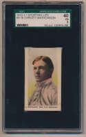 1911 M116  Mathewson (pastel) SGC 3
